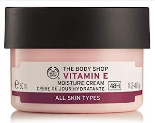 Vitamin C moisturizing cream