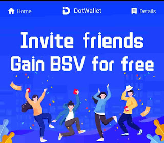 DotWallet refer and earn
