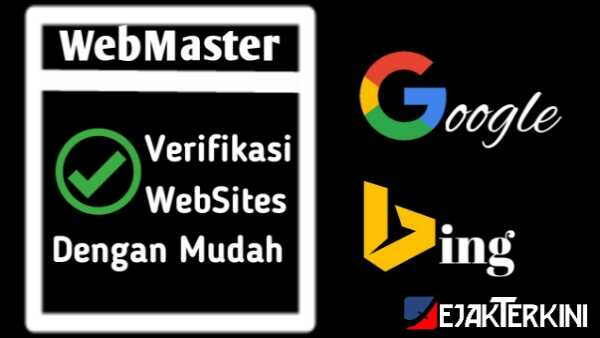 verifikasi blog di google dan bing webmaster