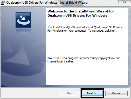 Qualcomm HS-USB DRIVER 2
