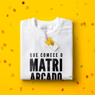Camiseta Feminista para carnaval - Que Comece O Matriarcado
