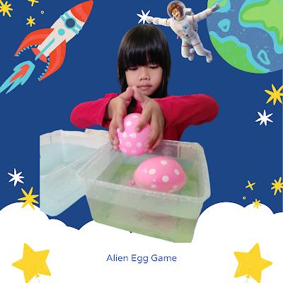 Alien Egg Game