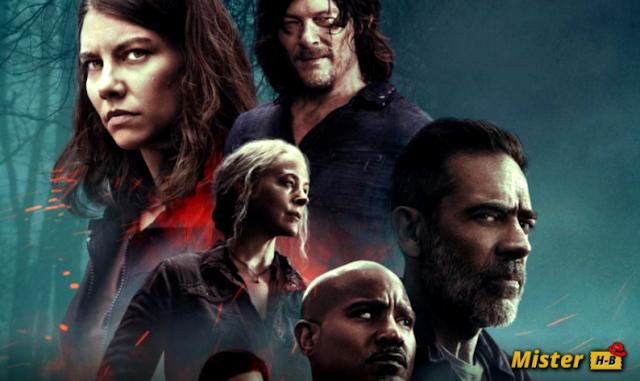 The Walking Dead Season 10 Episode 22: Release date