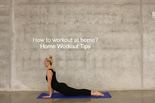 home workout routine