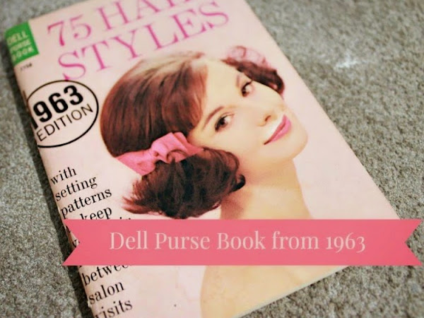 Dell Purse Book from 1963: 75 Hair Styles
