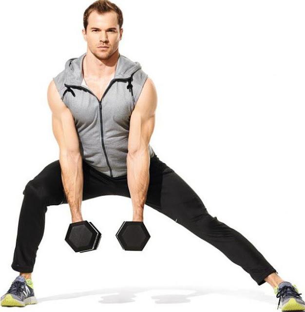 best dumbbell exercises for legs