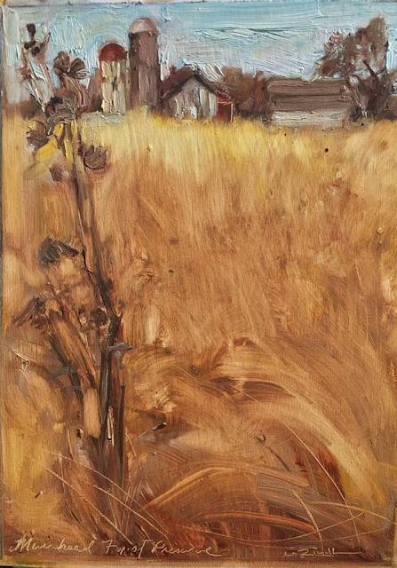 Muirhead by Lisa Marie Riedl.