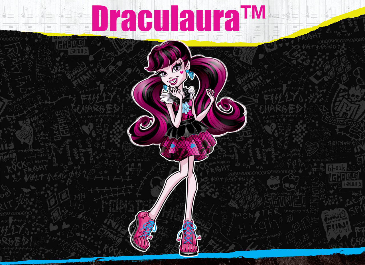 Fondos De Pantalla De Monster High: Todo Sobre Monster High: Fondos De Monster High
