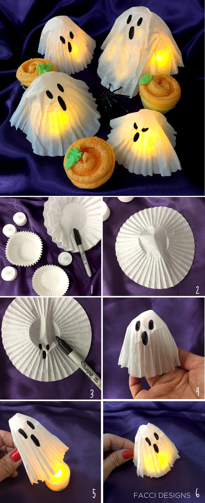 16 simple and easy to make Halloween ghost craft for kids. Halloween simple cupcake ghost craft for kids to make. Halloween ghost craft ideas. Easy to make DIY Halloween Paper craft ghost 2018. Halloween paper craft ghost luminaries for outdoor and indoor decoration. Preschool paper ghost craft ideas for kids to make. Spooky ghost craft decoration for home. Paper craft for indoor decoration. Scary Halloween craft decoration lights.