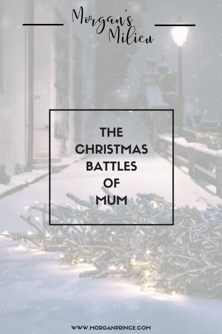 The Christmas Battles Of Mum | How many of these battles do you fight during Christmas as Mum?