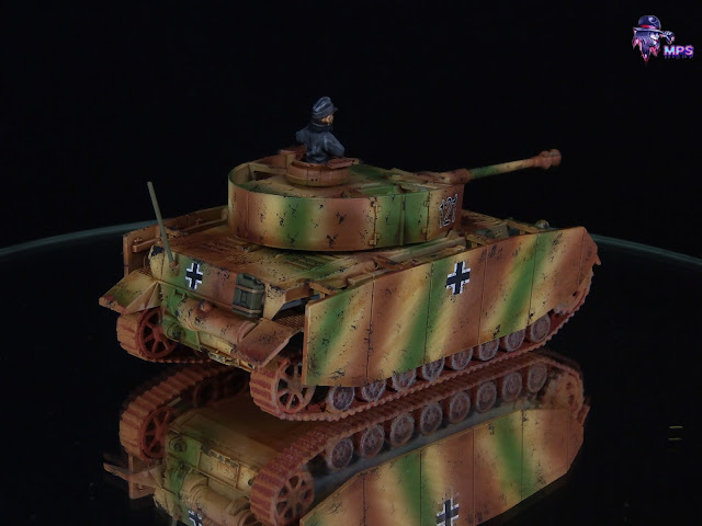 warlord games Panzer IV Ausf