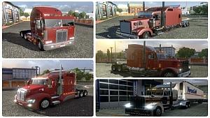 American 5 Trucks Pack