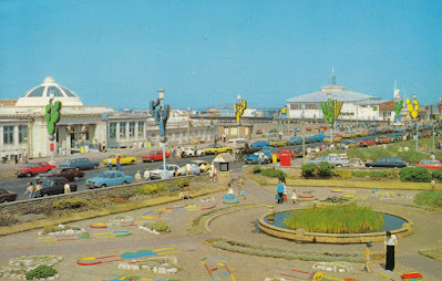 South Shore Baths and Promenade, Blackpool. PLX18827. Photo Precision Limited. Posted 17 Sep 1980