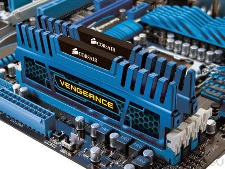 Corsair Vengeance Blue