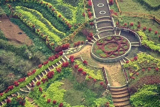 Taman bunga Curug Sumba