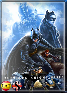 Batman: El Caballero de la Noche Asciende (2012) FULL HD 1080P LATINO/INGLES