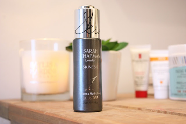Sally May Lewis Winter Skin Care Favourites 2015 Sarah Chapman Intense Hydrating Booster
