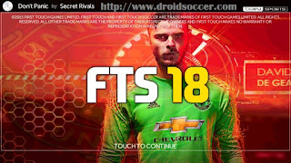 FTS 18 Mod by Yulliespasha Android