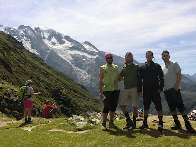 Col de Tricot Tour del Mont Blanc