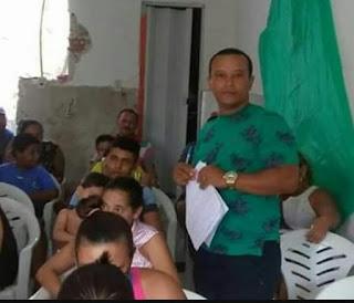 Líder comunitário do Bairro do Nordeste Domar Justino lamenta desprestígio do bairro por parte de JF