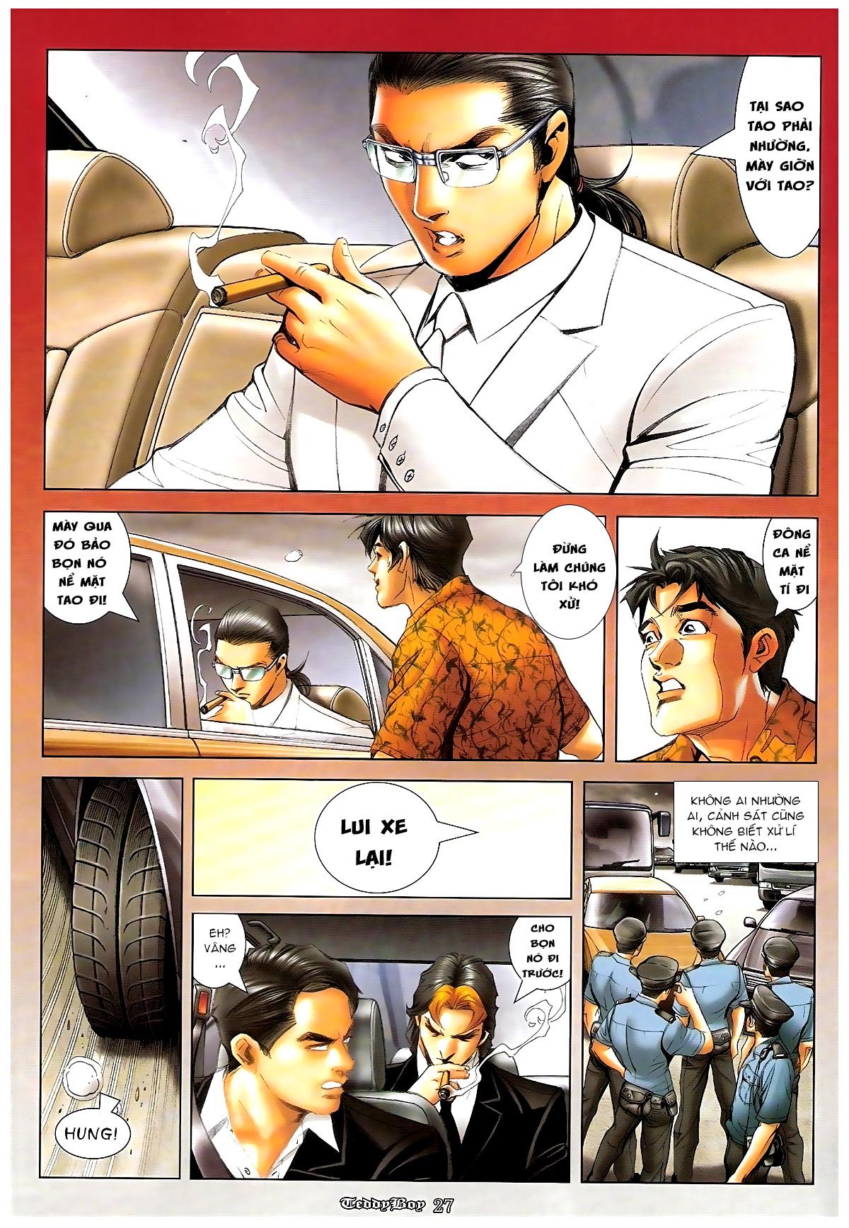 Người Trong Giang Hồ - Chapter 1241: Tân Long Đầu - Pic 22
