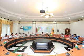 Wali Kota Mengikuti Rapat Dengar Pendapat Bersama Serikat Pekerja Transportasi Indonesia (SPTI) Kota Tarakan - Tarakan Info