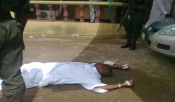 Reverend Father Chibuike Okpala Beaten and Left Unconscious In The Streets Of Kubwa Abuja