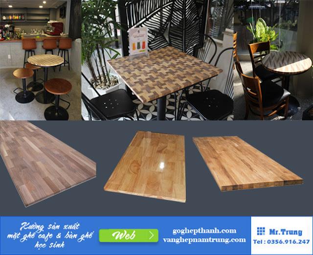 Công ty sản xuất bàn ghế cafe