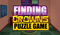 Meena Finding Crowns Puzzle Escape