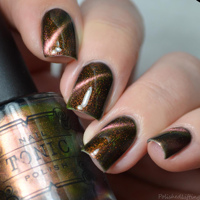 multichrome magnetic polish
