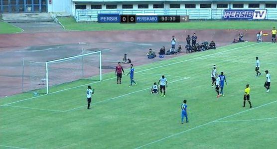 Persib Bandung vs Persikabo Imbang 0-0