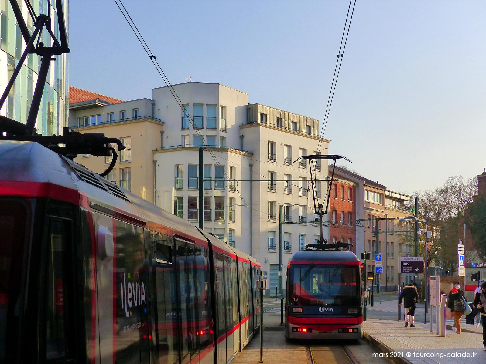 Passage Mongy, Tourcoing 2021