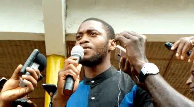 Pour sa part, Kémo Mali Fofana activiste du mouvement