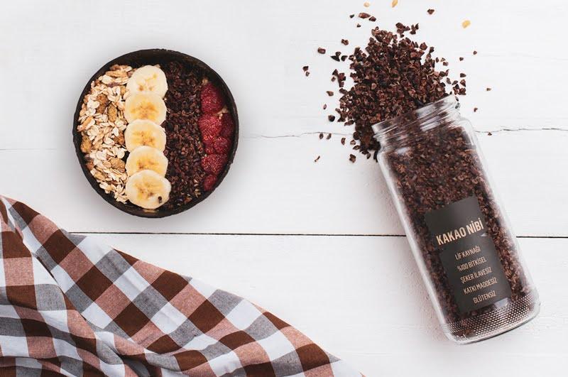 Sağlığınız İçin Kakao Nibi'ni Keşfedin
