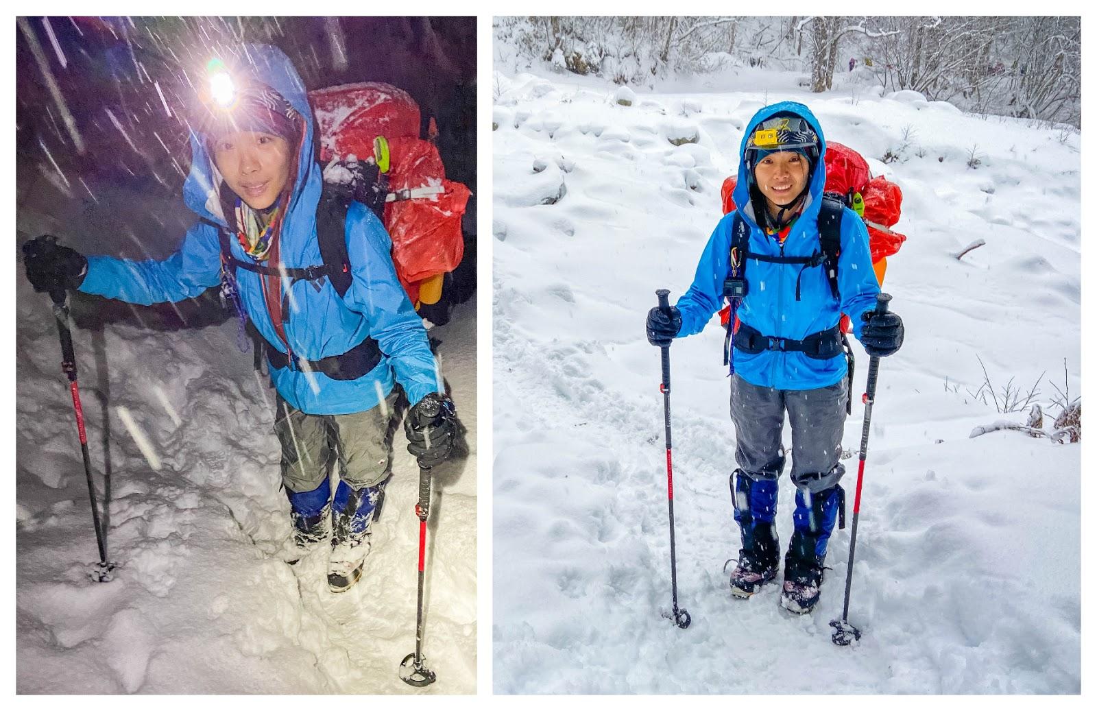 【評測】我在臺灣與日本的高山上,身著Black Diamond Stormline 彈性雨衣登山和滑雪 ~ 尋路森寧 Seek Forest