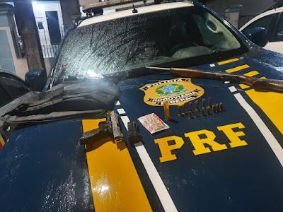 PRF de Alagoas consegue desarticular associação criminosa que cometia diversos crimes em Pernambuco