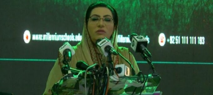 Pakistan will continue to raise its voice for Kashmiris: Firdous
