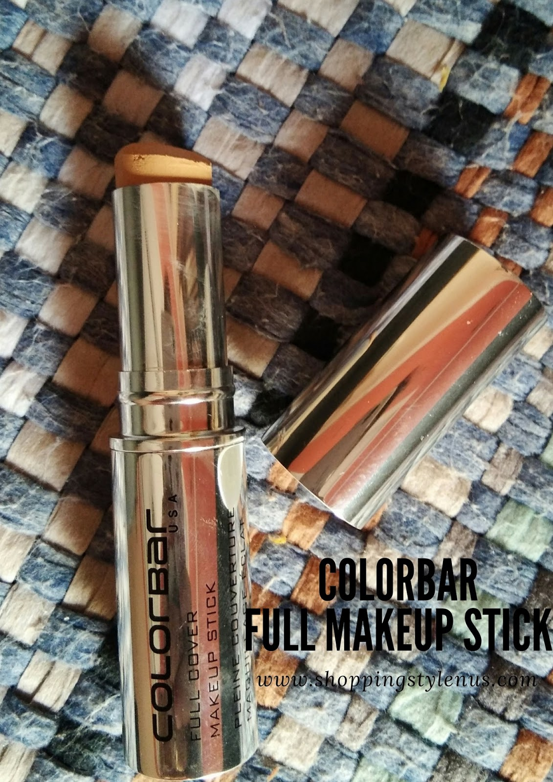 f83119844d91 It's a concealer and can be used as a foundation, if your skin is free