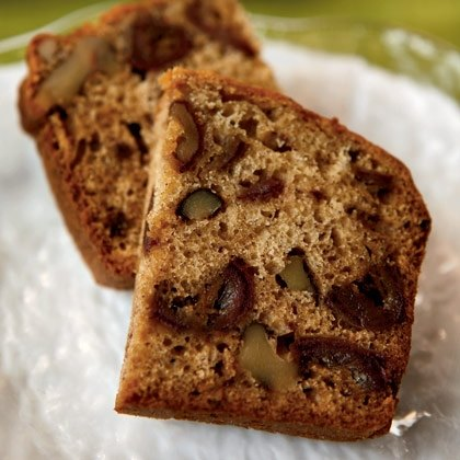 Old-Fashioned Date-Nut Bread Recipe