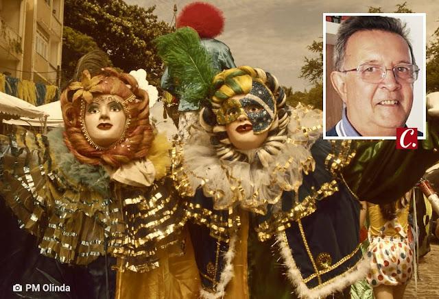 ambiente de leitura carlos romero rui leitao carnaval antigo carnavais de outrora saudade lanca-perfume serpentina baile de carnaval