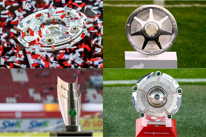De Bundesliga a Frauen-Bundesliga: os times que jogarão as principais divisões do futebol alemão em 2021/22