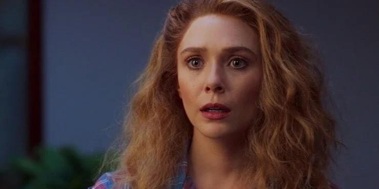 «Ванда/Вижн» (2021) - все отсылки и пасхалки в сериале Marvel. Спойлеры! - 44