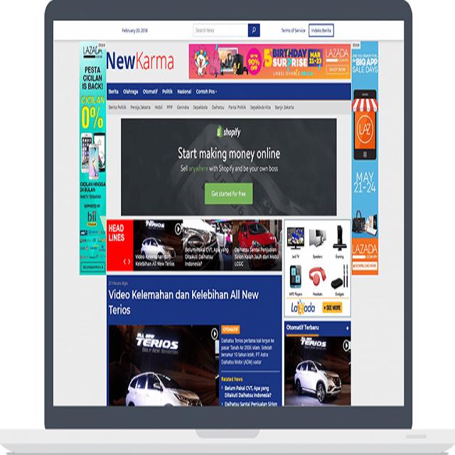 Newkarma Theme WordPress