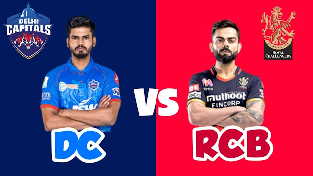 DC VS RCB Dream 11 Match 55 2 Nov 100% The Dream Team Winning Prediction IPL 2020