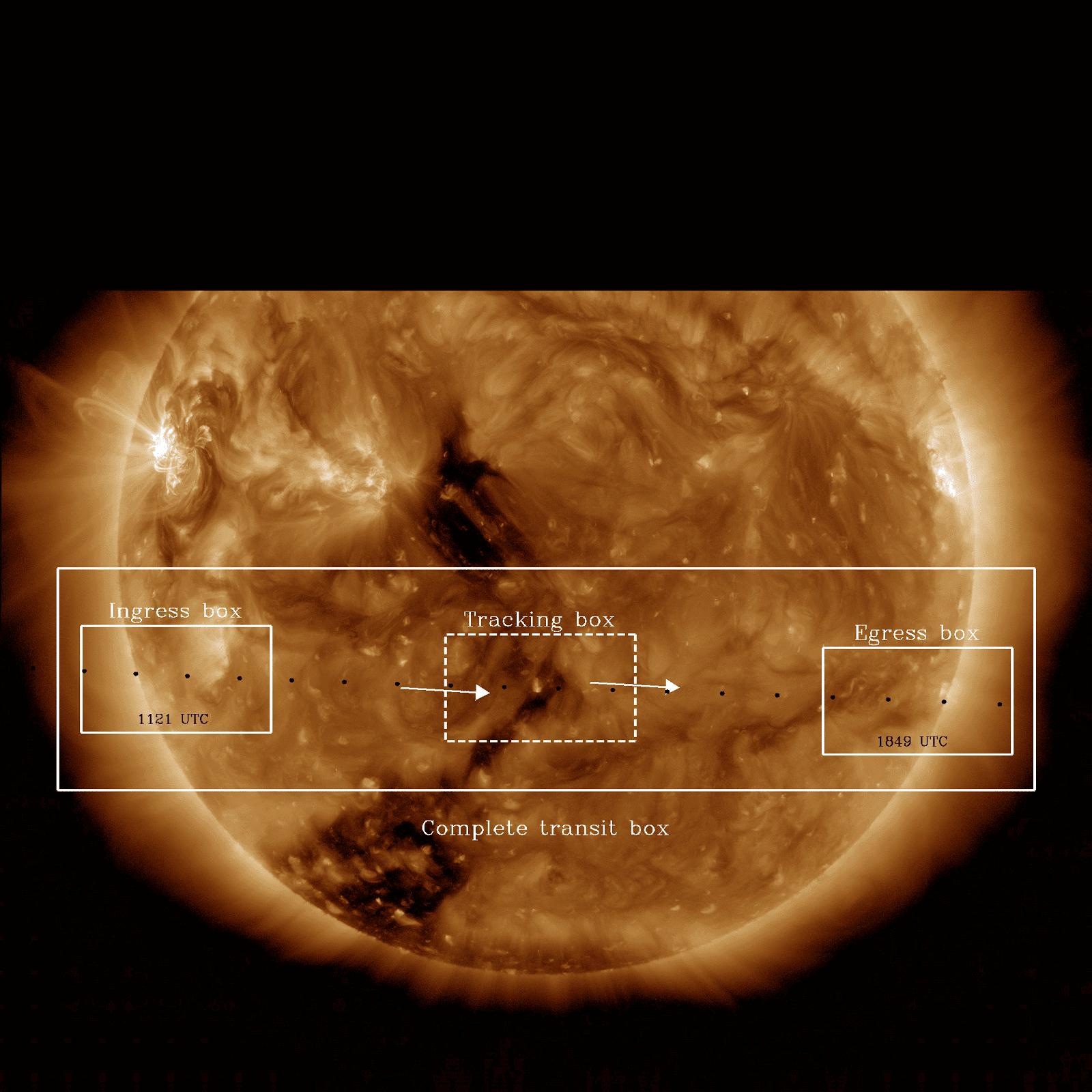 Merkurtransit Mai 2016