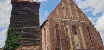 Kościół gotycki pw. św. Mikołaja