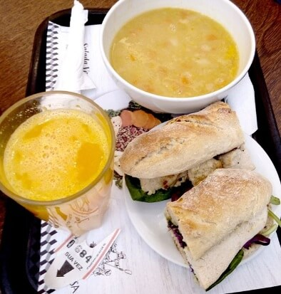 portugal lisboa a padaria portuguesa sopa sandwiches jugo