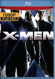 X-Men (2000) [1080p BRrip] [Latino-Inglés] [GoogleDrive]