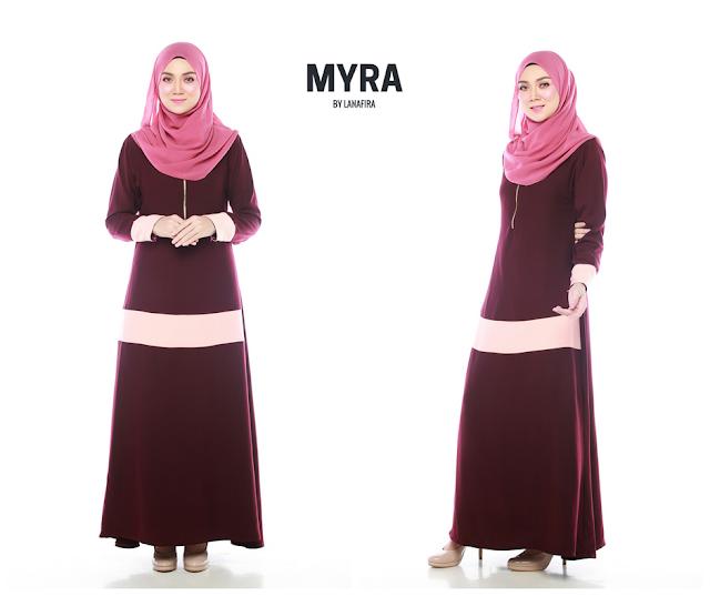 Lanafira.com Butik Muslimah Online