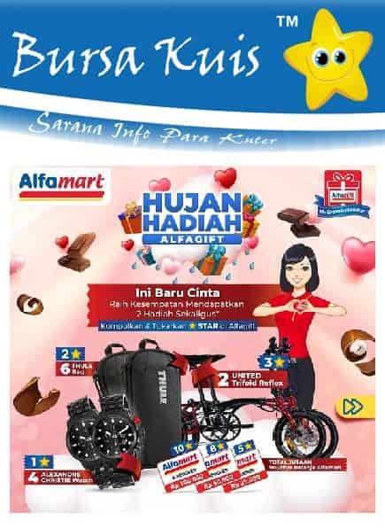 Kuis Promo Online Alfamart Terbaru Berhadiah Sepeda Lipat United